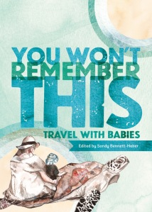 You Won't Remember This- travel with babies book coner