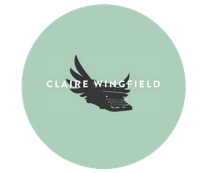 Claire Wingfield Logo 2