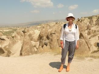 solo female traveller, Capadocia Turkey