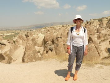 solo female traveller, Capadocia Turkey