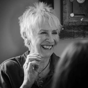 Suzanne Egerton, image courtesy of Eddie McEleney