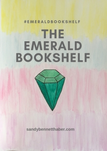 Emerald Bookshelf pop up indie books