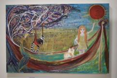 artwork by Farcay Moon Grouse